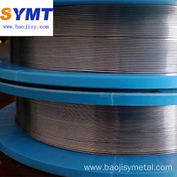 Polished Surface Molybdenum Wire in Coil