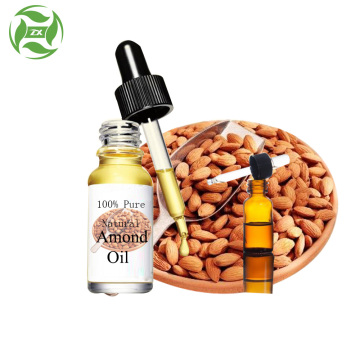 sweet almond oil organic cold pressed unrefined
