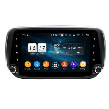 Android 9.0 car multimedia per Santa Fe 2018