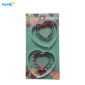 Custom DIY Heart Shaped Cookie Cutter
