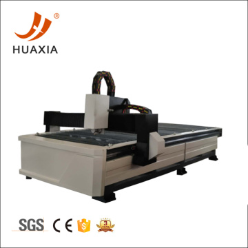 Plasma Cutting Machines Cutting Different Metal Materials