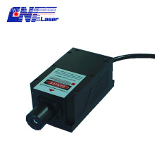 Ultra Compact Laser as Gas Detector Narrow Linewidth