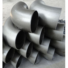 ASME B16.9 STD high pressure carbon steel elbow