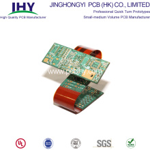 High Quality for Flexible Printed Circuit Board Customized PI 1OZ Rigid Flex PCB supply to Spain Suppliers