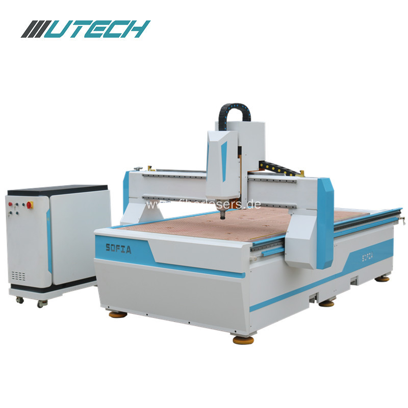 cnc cutting machine for wood chairs with ATC