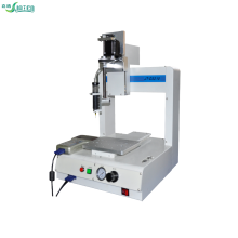 Hot sale Factory for Desk-Top Dispensing Machine Epoxy  Liquid Dispensing Machine export to Portugal Supplier