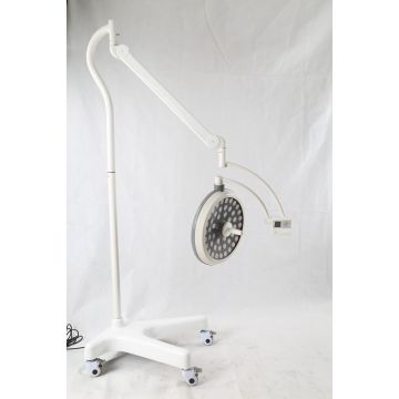 ICU room Mobile emergency battery operating lamp