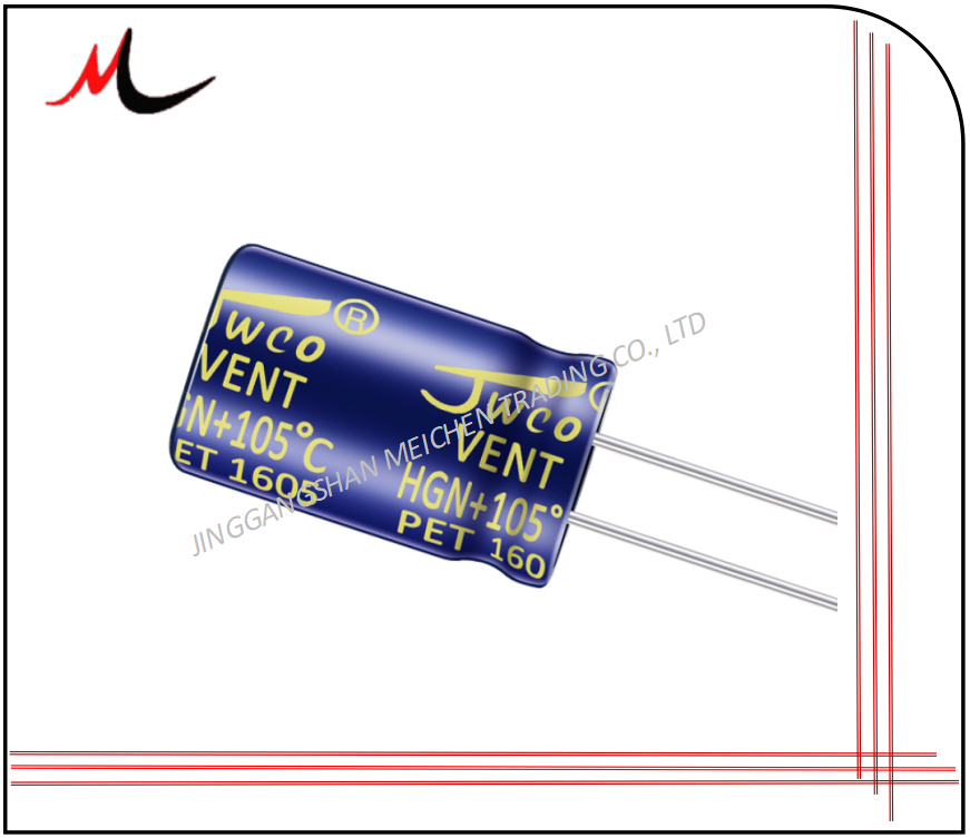 3.3UF 10000H 105C Electrolytic capacitors