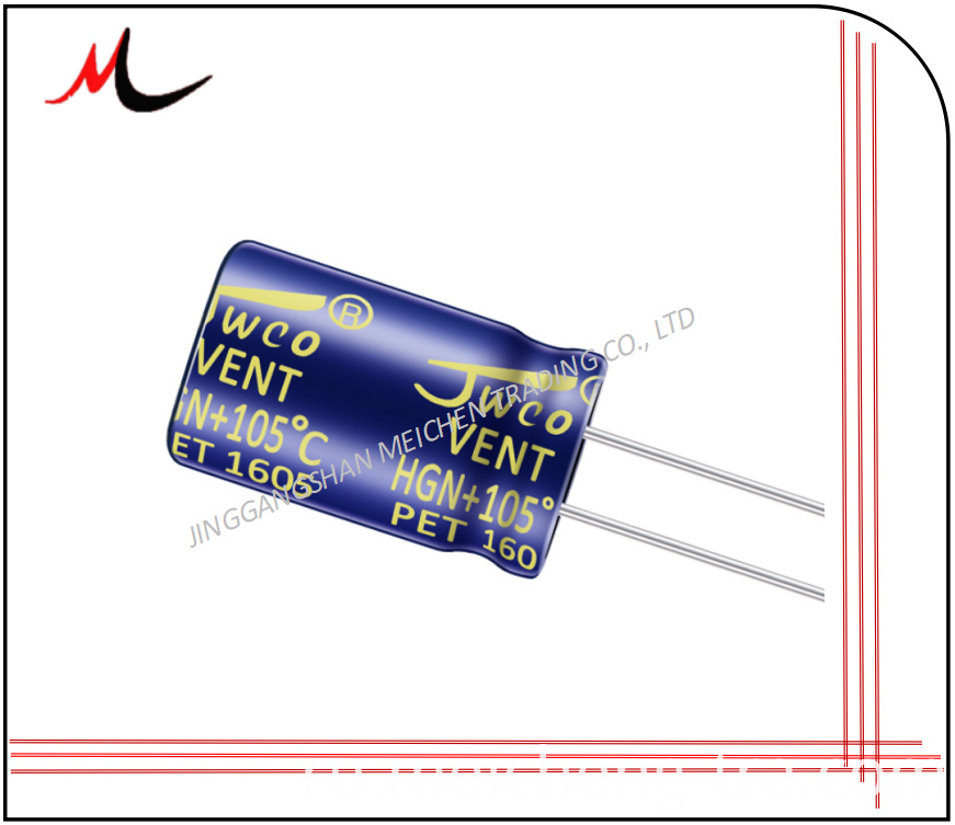 aluminum electrolytic capacitors 1uf 50v 5*11 long life