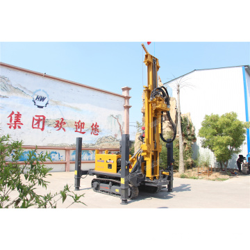 Ground Surface Explosion Pneumatic DTH Hammer Rock Drill Machine