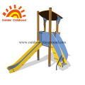Single Outdoor Kids Playground Facility For Sale