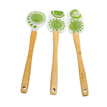 Wholesale FDA LFGB Butter Silicone Mini Spatula