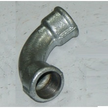 Europe style for Galvanized Fittings Beaded Type Malleable Iron Bends export to India Wholesale