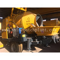 High Popular Cement Pump with Mixer