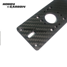 To drawings customization carbon fiber drone frames