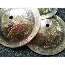 High Definition For for Bell Ride Cymbal Hand Made Percussion Instrument Bell Cymbals export to Portugal Factories