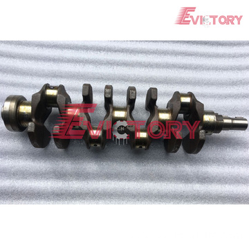 MAZDA T2500 XA crankshaft main bearing