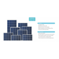 Off-Grid 5W-340W Polycrystal Solar Panel