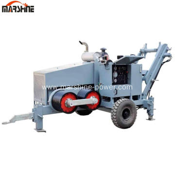 YQ60 Hydraulic Traction Machine