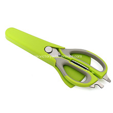 Best Quality for Kitchen Scissor Soft Grip Handle Kitchen Shears with Cover export to Poland Importers