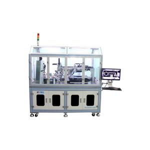 Full Auto Coil Winding and Bonding Machine