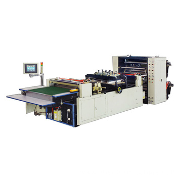 plastic film pouch machine