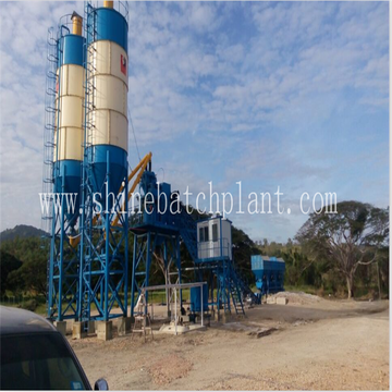 90 Ready Stationery Concrete Batching Plant