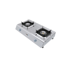 Table Gas Cooker Gas Stove with Removable Cover