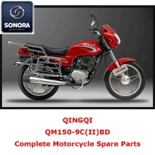 Qingqi QM150-9CIIBD Complete Motorcycle Spare Part