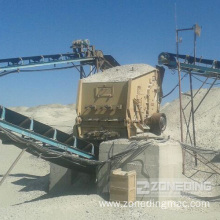 200 t/h Gold Iron Copper Ore Crushing Plant