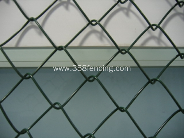 High Quality Electric Galvanized Chain Link Fence