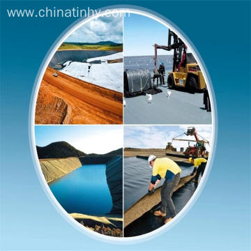 Waterproof Material Hdpe Geomembrane Pond Liner