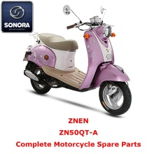 Znen ZN50QT-A Complete Scooter Spare Part