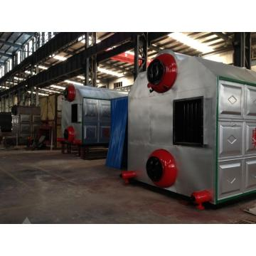 Dual Drum Coal Fired Steam Boiler