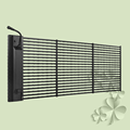 P25 Outdoor LED Grille Curtain display