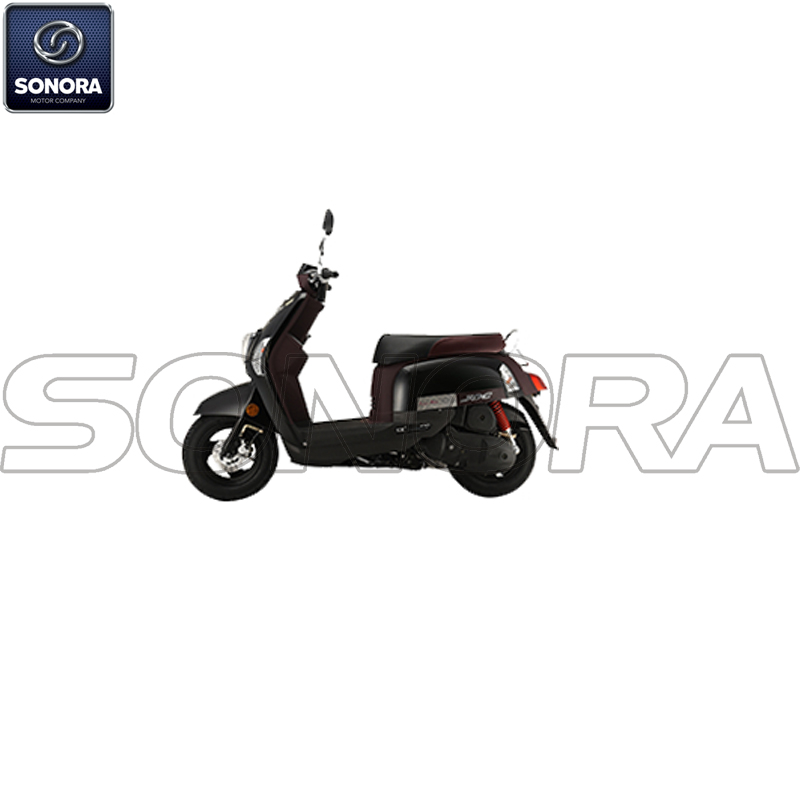 Benzhou YY50QT-8A Complete Scooter Spare Parts Original Quality