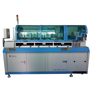 Full Auto SIM Card Punching Machine 7 Stations