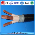 Low voltage copper 4 core armoured cable wire 120mm