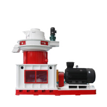 Ring Die Stalk Wood Pellet Grinding Machine