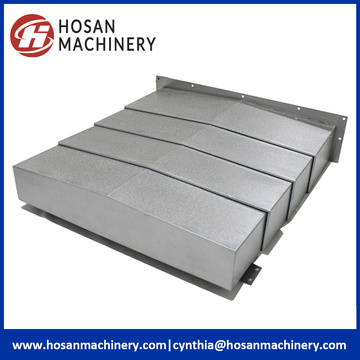 Customized Steel Plate 1Cr13 CNC Linear Dust Covers