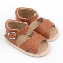 Baby Footwear Genuine Leather Baby Sandals