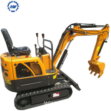 Good Quality for Mini Excavator 1 Ton Small Excavator For Sale export to Tuvalu Suppliers