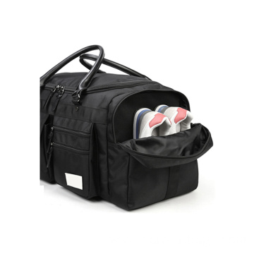 Waterproof Travel Removable Padded Camp Man Duffel Bag