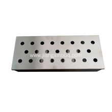 Stainless Steel Wood Chip Barbecue Smoker Box