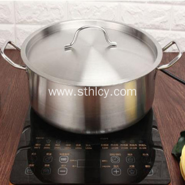 Thickened Household Stainless Steel Separated Hot Pot