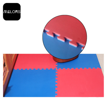 High Density Waterproof Gym Floor Jigsaw Mats