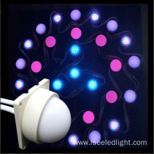 DMX 50mm led pixel dot lights disco
