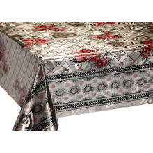 OEM China for Double Face Printed Tablecloth Silver Gold Double Face Coating Tablecloth export to Armenia Manufacturers