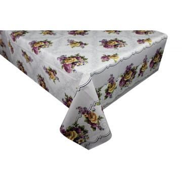 Elegant Tablecloth with Non woven backing Marshalls