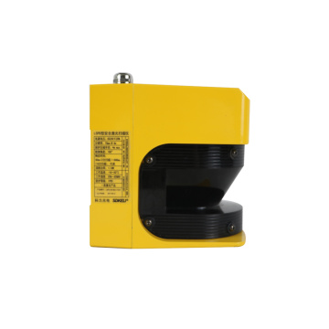 Lidar sensor for guide